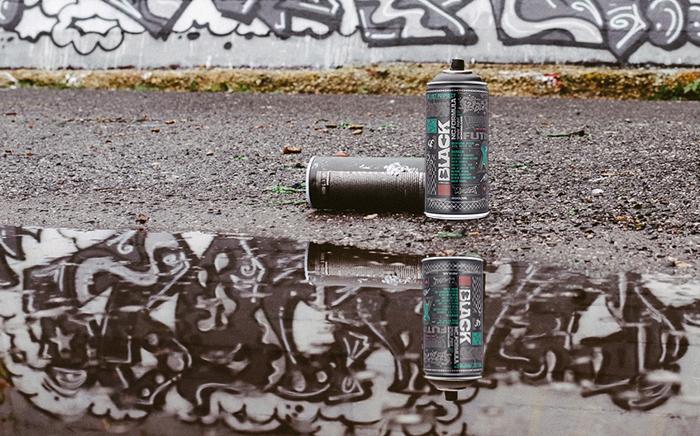 Montana Black 400ml Limited Edition ShockBlack.com
