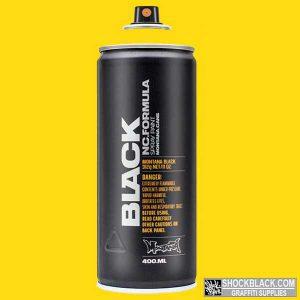 BLK1025 Montana Black Kicking Yellow EAN4048500263460