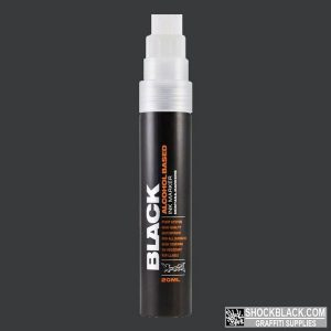 Montana Black Ink Marker STANDARD TIP 15mm Black EAN4048500312168