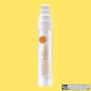 Montana Acrylic Marker 15 mm S1000 Yellow Light EAN4048500323126