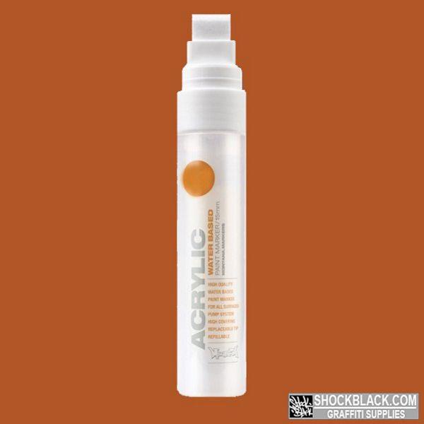 Montana Acrylic Marker 15 mm S8000 Brown Light EAN4048500323379