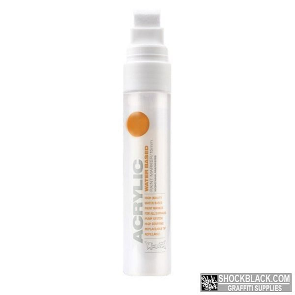 Montana Acrylic Marker 15 mm S9120 White Pure EAN4048500323416