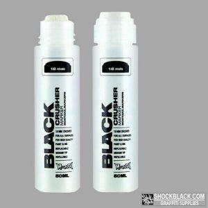 Montana Black Empty Marker 18mm Crusher 50ml EAN4048500337178