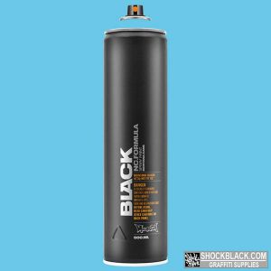 BLK5020 Black Montana Black 600ml Baby Blue EAN4048500278358