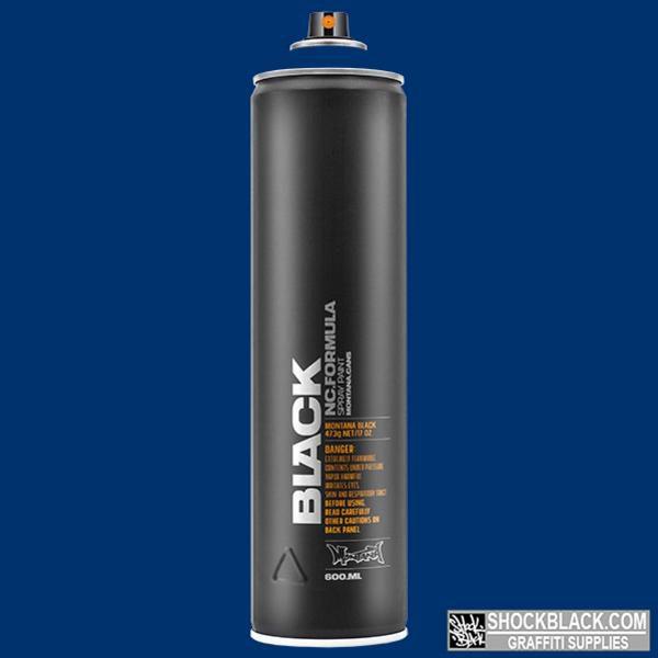 BLK5080 Black Montana Black 600ml Ultramarine EAN4048500278365