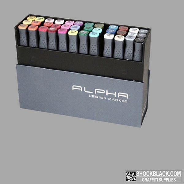 Alpha Design Set 36er EAN4048500240935