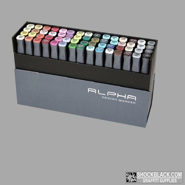Alpha Design Set 60A EAN4048500240959