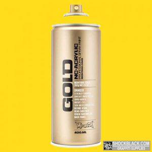 S1000 Shock Yellow Light EAN4048500285592