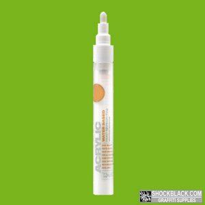Montana Acrylic Marker 2mm S6000 Green Light EAN4048500323010