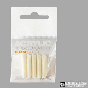 Montana Acrylic TIP set 6.0mm EAN4048500331770