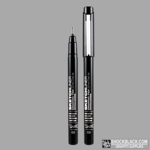 Montana Sketchliner 0.3mm EAN4048500337338