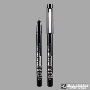 Montana Sketchliner 0.5mm EAN4048500337369