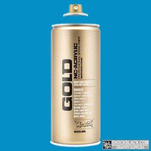 F5000 Montana Gold Fluor Flame Blue EAN4048500283864