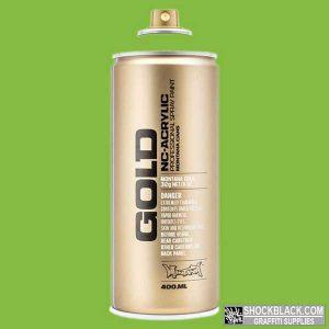 F6000 Montana Gold Fluor Acid Green EAN4048500283888