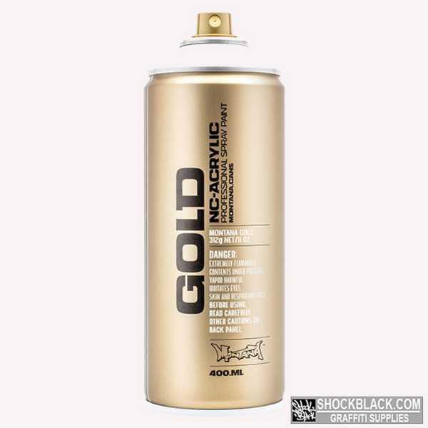 F9100 Montana Gold Fluor Disco White EAN4048500439537
