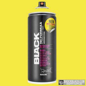 BLKIN1000 Montana Black Infra Yellow EAN4048500352232