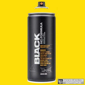 BLKP1000 Montana Black Power Yellow EAN4048500264412