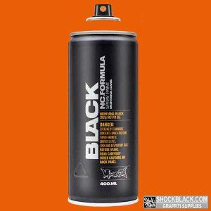 BLKP2000 Montana Black Power Orange EAN4048500352195