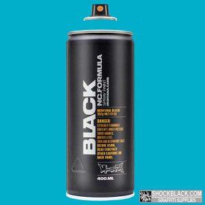 BLKTR5000 Montana Black True Cyan EAN4048500264375