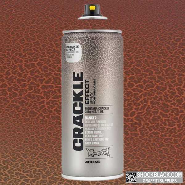 EC8004 Montana Crackle Effect Copper Brown EAN4048500418471