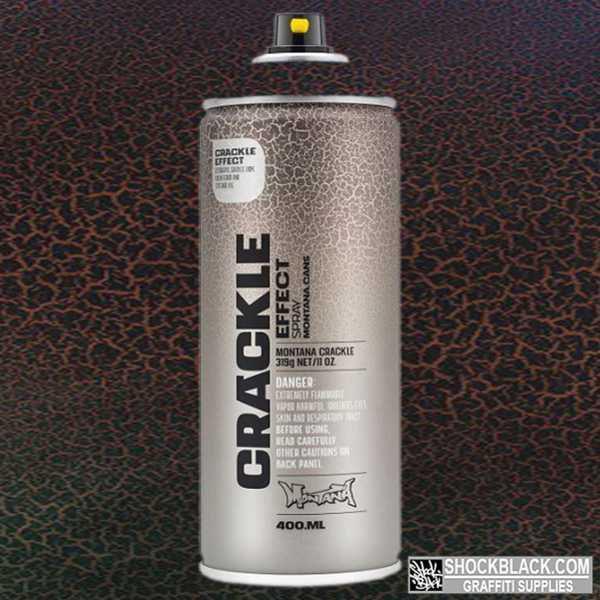 EC9017 Montana Crackle Effect Black EAN4048500418495