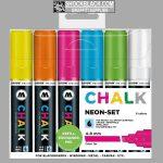 Molotow Chalk-krijt markers Fluor TI50903301
