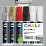 Molotow Chalk-krijt markers Basis TI50903401