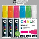 Molotow Chalk-krijt markers Fluor  TI50903501