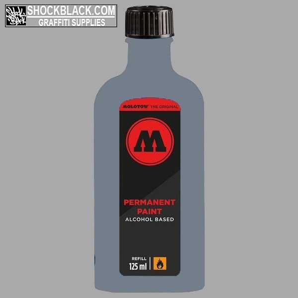 Molotow Perm.Paint 125ml Zilver TI50905013