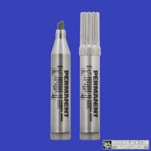 Montana Permanent Marker 4mm Short Blue EAN4048500307942