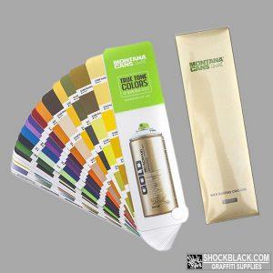 Gold Kleurenwaaier EAN4048500415685
