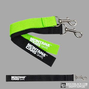 Short Lanyard Black EAN4048500443312