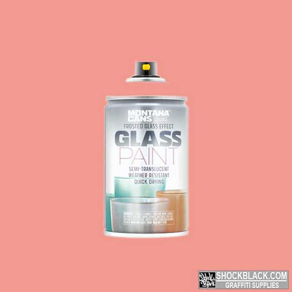 Montana Glass Paint 3010 Coral Red EAN4048500482984