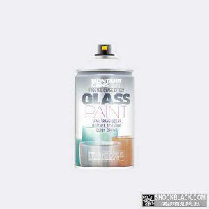 Montana Glass Paint 9100 White EAN4048500483127