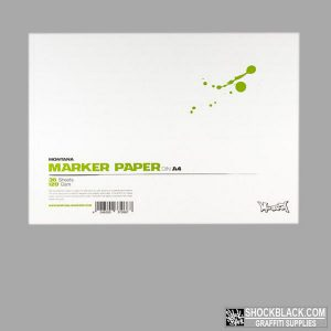 Montana Marker Paper DIN A4 EAN4048500372667