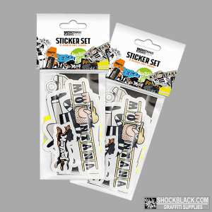 Montana Sticker Set 513008