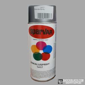 201417 SPARVAR ZINK-ALUSPRAY HELDER 400 ml