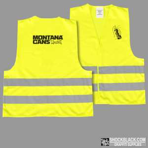 MONTANA REFLECTIVE VEST YELLOW 512285