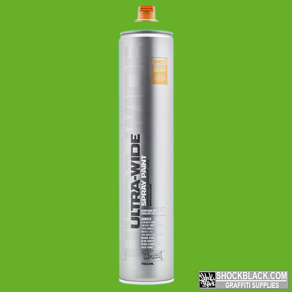 Ultrawide Power Green 750ml 533457