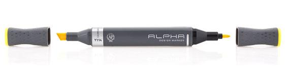Alpha Design Marker Tips