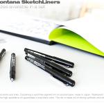 Montana Sketchliner 0.1mm